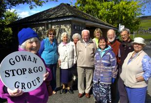 no stopping them: Gowan Stop and Go Group of Staveley