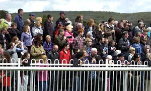 Bank holiday races attract thousands to Cartmel