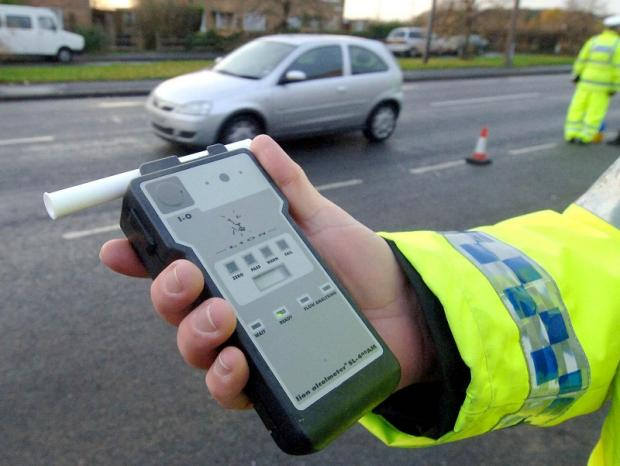Drink driver collided with parked cars in Bentham