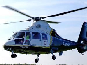 MORE MISSIONS: Great North Air Ambulance is heading for a record year