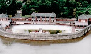 Grange-over-Sands lido at the centre of heritage battle