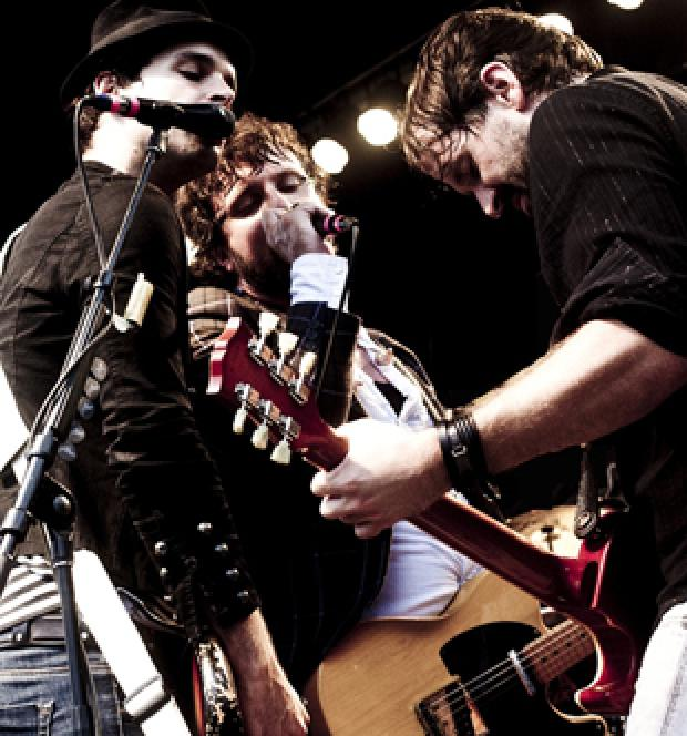 Review: The Trews @ Bootleggers, Kendal