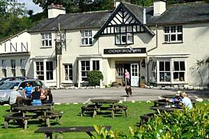 GREAT FOOD: The Cuckoo Brow inn at Far Sawrey
