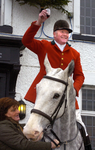 Lune Valley hunt off to a Boxing Day gallop for first time in three years