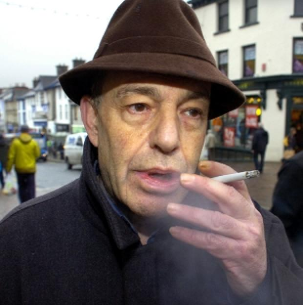 CAMPAIGNER: Steven Simon says smokers should fight back