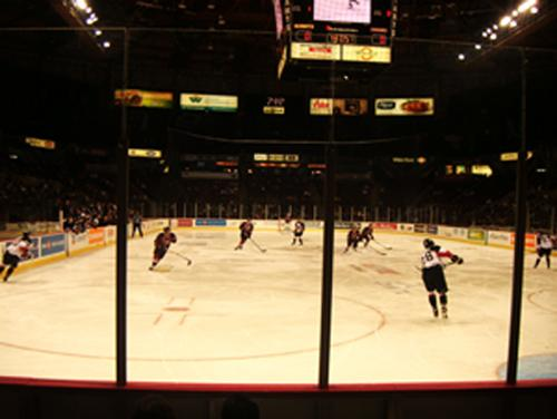 Vancouver Giants vs. Victoria Cougars at Pacific Coliseum