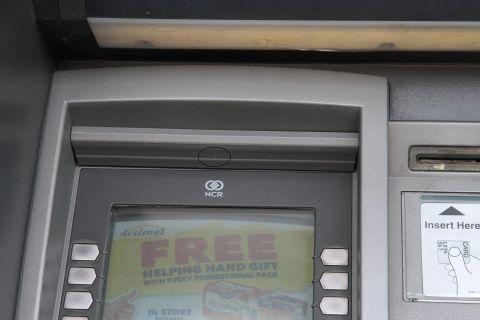 Card fraud at Kendal's cash points