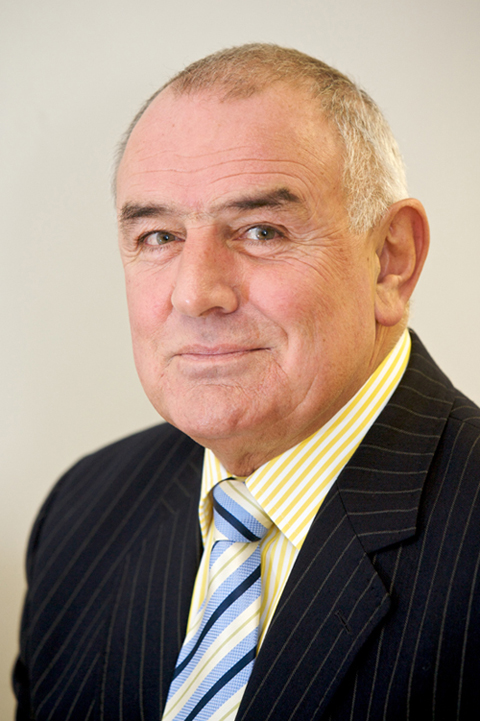 South Lakeland District Council Brendan Jameson who died yesterday