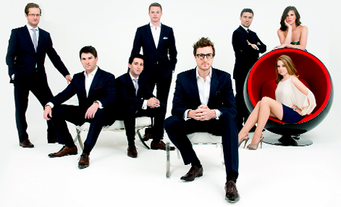The award-winning Voces8