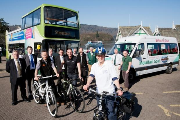 Millions pledged for sustainable transport in the Lakes