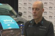Dave Brailsford of Team Sky is taking a hard line on doping in cycling