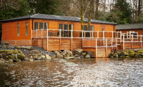 Luxurious Lake District chalet comes with a £675,000 price tag