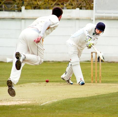 Ryan Nelson's knock of 66 was a huge factor in Carnforth's maiden success of the season