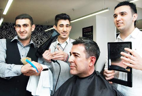 Kendal barbers aim to be a cut above