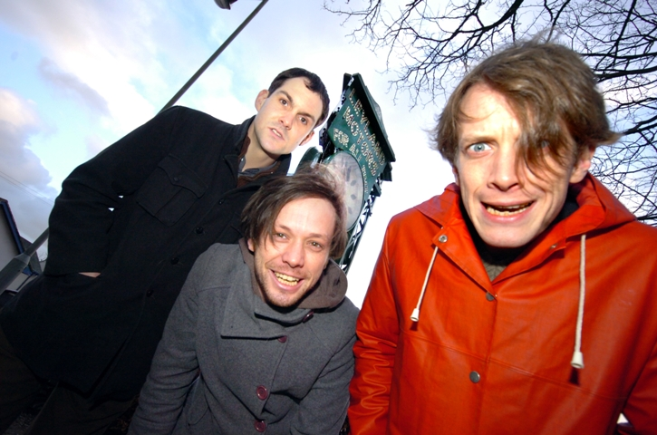 British Sea Power set sail for Windermere