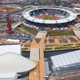 The Westmorland Gazette: Olympic park