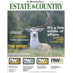 Estate and Country Living cover