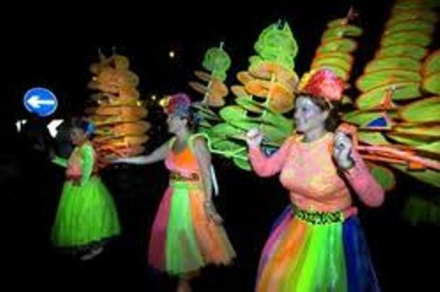 Kendal Torchlight Carnival
