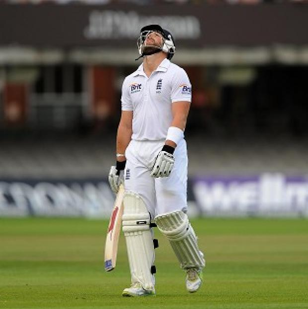Matt Prior's 73 gave England real hope, but they fell just short against South Africa