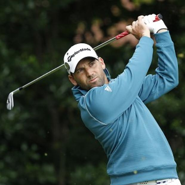 Sergio Garcia won the Wyndham Championship by two shots thanks to a run of birdies