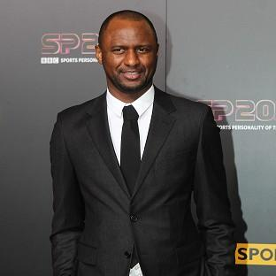Patrick Vieira knows Manchester City face a tough task in the Champions League