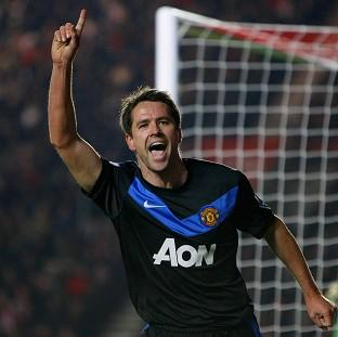 Michael Owen, pictured, revealed he is excited about the possibility of working with Tony Pulis