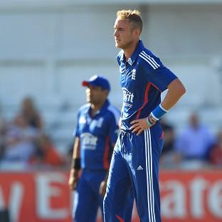 Stuart Broad admits England did not get enough runs on the board against South Africa