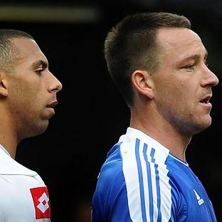 Chelsea and QPR are in talks over the handshake in their game at the weekend as John Terry and Anton Ferdinand could both start