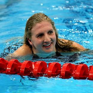 Rebecca Adlington and Sir Chris Hoy will be ambassadors for the Commonwealth Games in Glasgow
