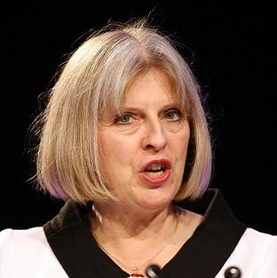 Home Secretary Theresa May said it was 'absolutely clear'