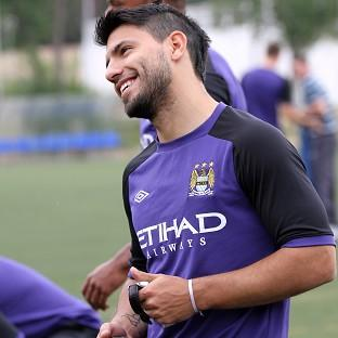 Manchester City's Sergio Aguero says staying at the club was the best decision he could have made