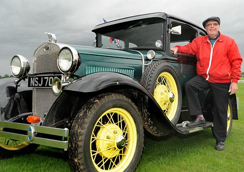 The Dales and Lakes Historic Vehicle Day later next month
