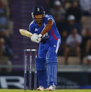 Samit Patel's 67 off 65 deliveries proved in vain for England