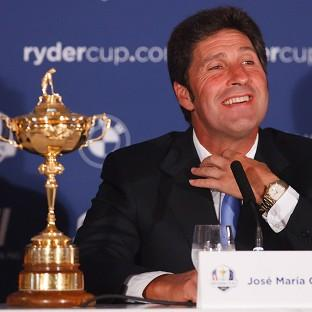 Jose Maria Olazabal hailed Europe's Ryder Cup victory as 'amazing'