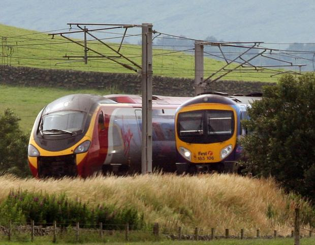 Broken down train causes delays on line between Scotland and Lancashire