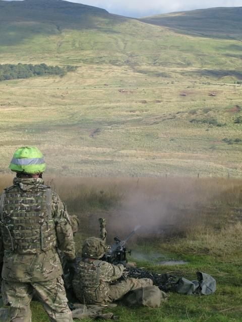 Cumbrian soldiers prepare for Afghanistan deployment