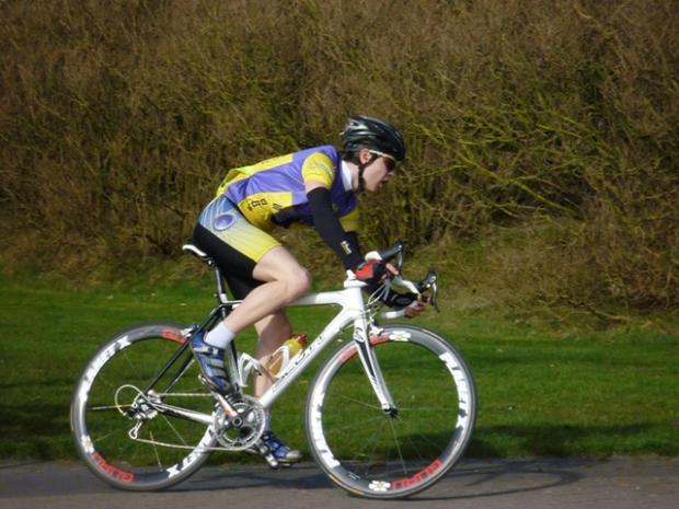 'Talented' Craven cyclist takes the next step