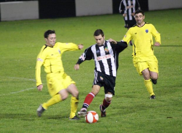 Early FA Trophy exit for injury-hit Kendal Town