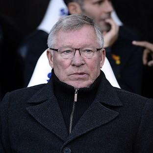 Sir Alex Ferguson leaves such matters as sleeping pills for the team d