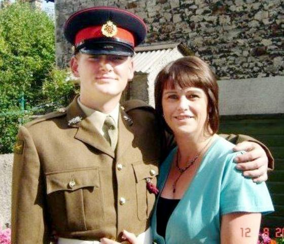Family of Ryan Ward pay tribute to 'true hero'