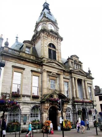 Kendal Town Hall, where one of the roadshows will be held