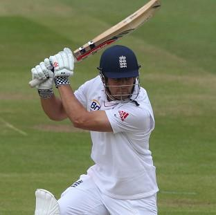 The Westmorland Gazette: England captain Alastair Cook was dismissed for 97