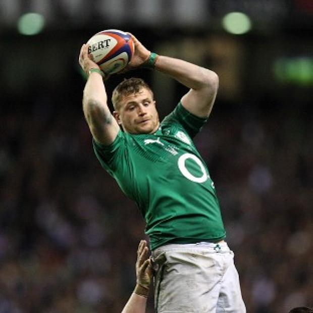 The Westmorland Gazette: Ireland's Jamie Heaslip feels 'humbled' at being named captain