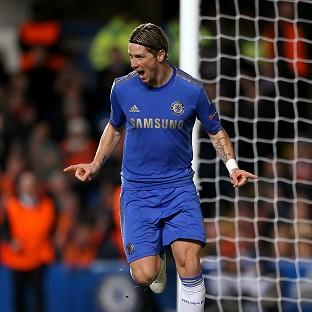 Fernando Torres is keen for Chelsea to get back to winning ways against Liverpool