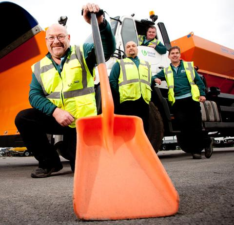 United Utilities are warning people to prepare for winter