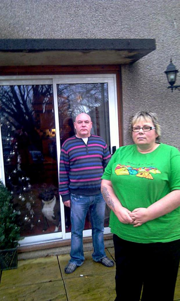 Bentham woman speaks about being pushed to ground during burglary
