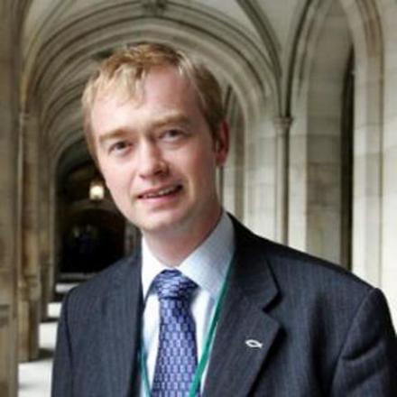 MP Farron heads to Sedbergh