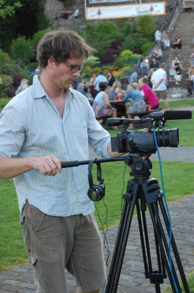 One of the judges on the night will be Simon Sylvester, a film-making lecturer at Kendal College