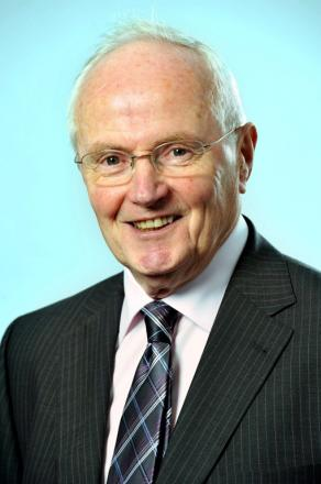John Cowdall, chair of the trust