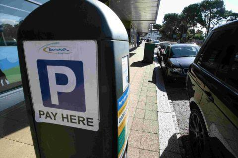 People remain opposed to parking meters being introduced